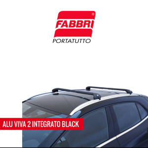 ALU VIVA 2 INTEGRATO BLACK
