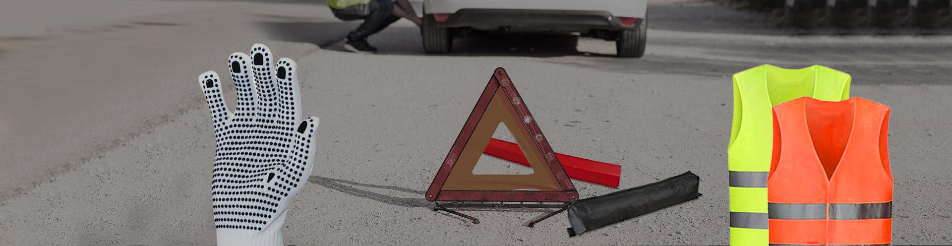 Articoli di emergenza Stradale